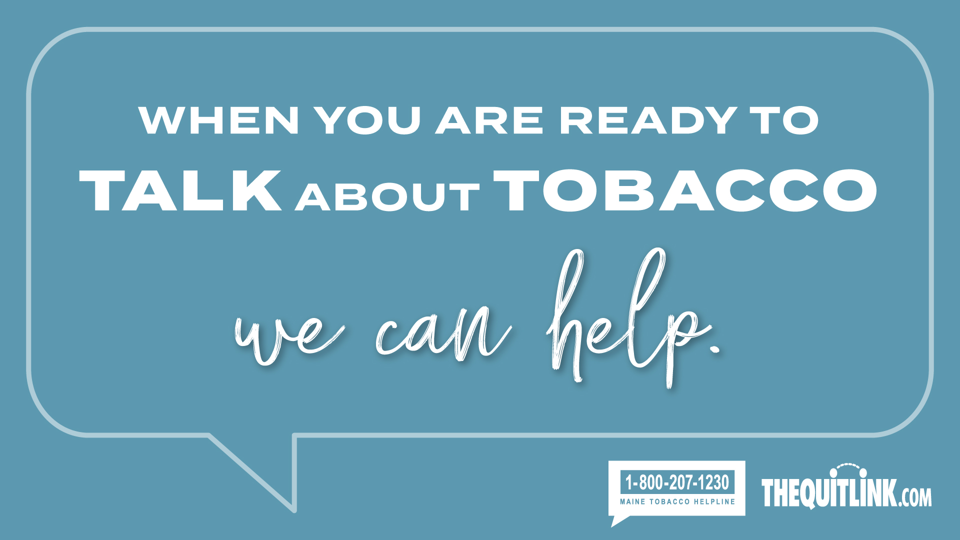Provider Tools - Center for Tobacco Independence